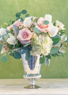 Ivy vase